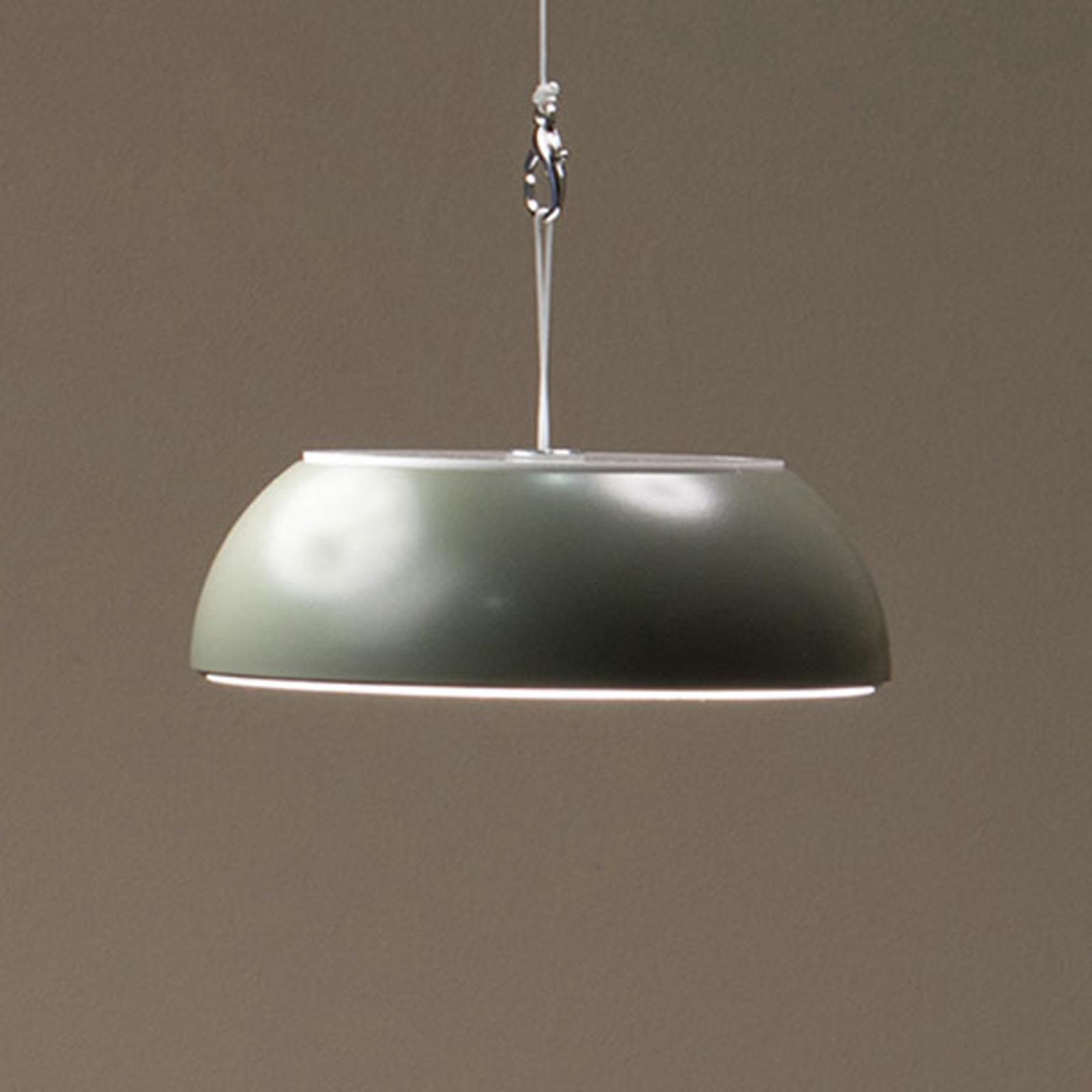 Axolight Float LED-riippuvalaisin, vihreä