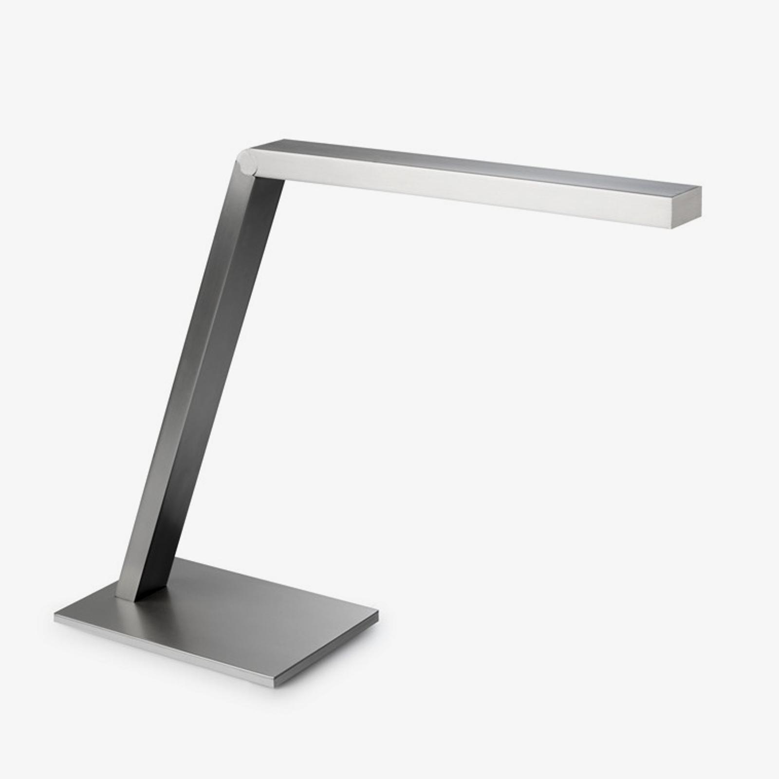 LED-Tischleuchte Clau mit Dimmer