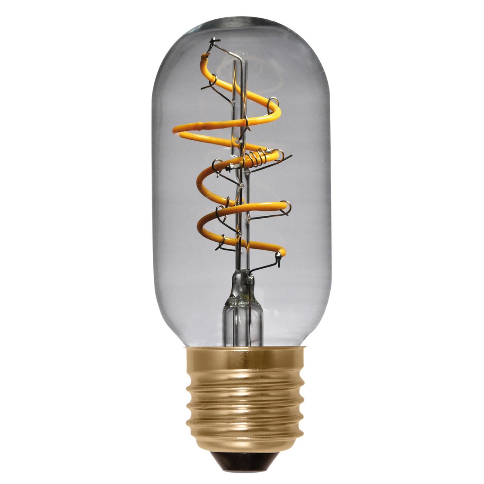 E27 4W 922 LED Curved Line, trasparente