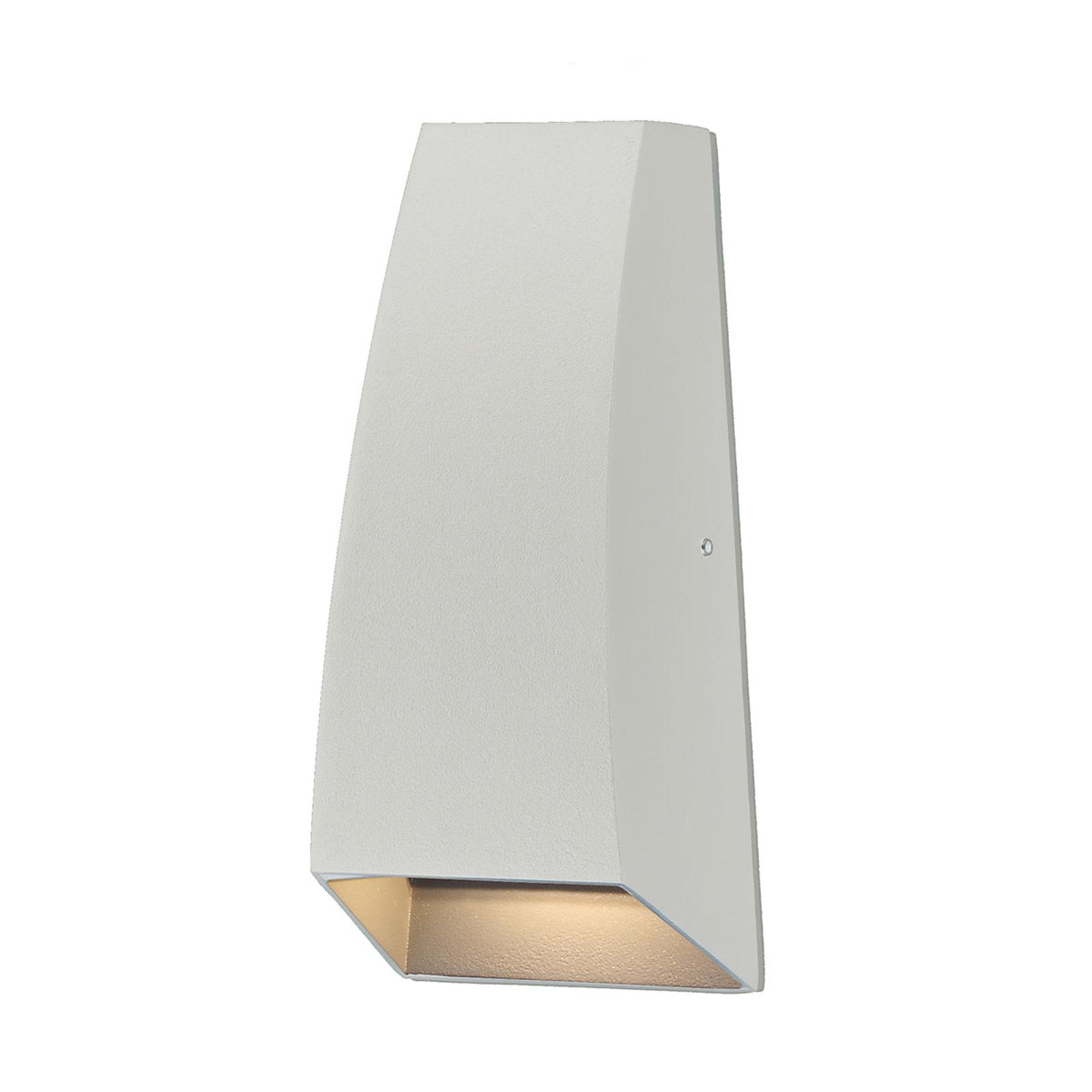 LED buitenwandlamp Jackson, wit