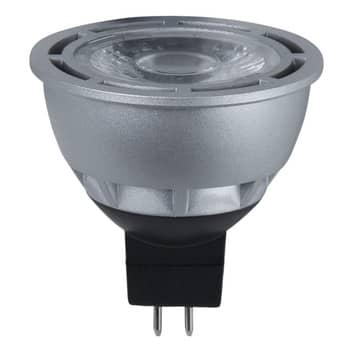 LED-heijastinlamppur GU5,3 7W 36° Ra95 dim to warm