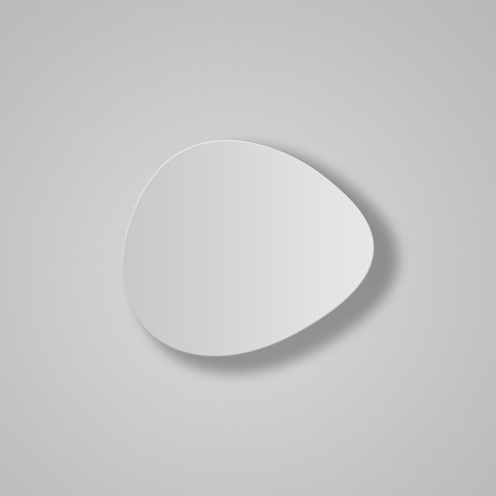 Bover Tria 01 applique LED, blanche, 19cm