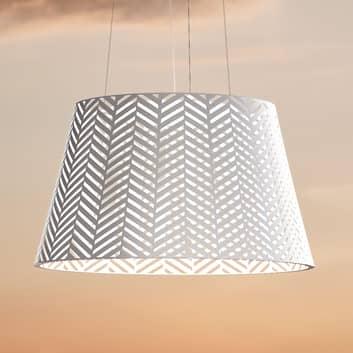 LED-hengelampe Spike, utendørs/innendørs