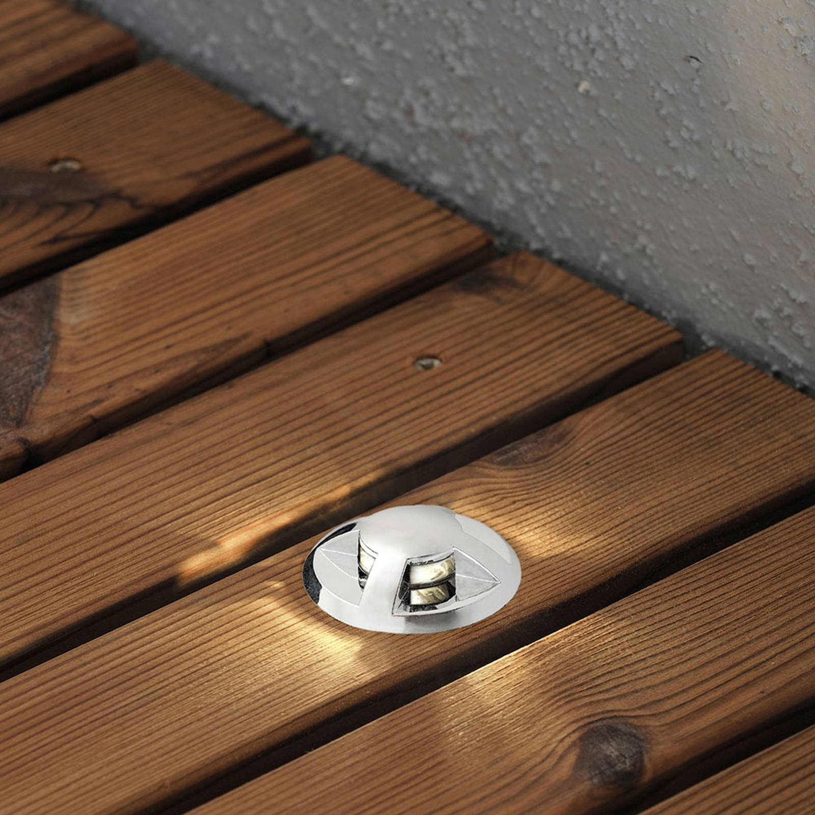 Grondspot inbouwlamp Mini 6 per-basisset, 3,5cm