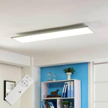 Lyssterkt LED-panel Philia, variabel lysfarge