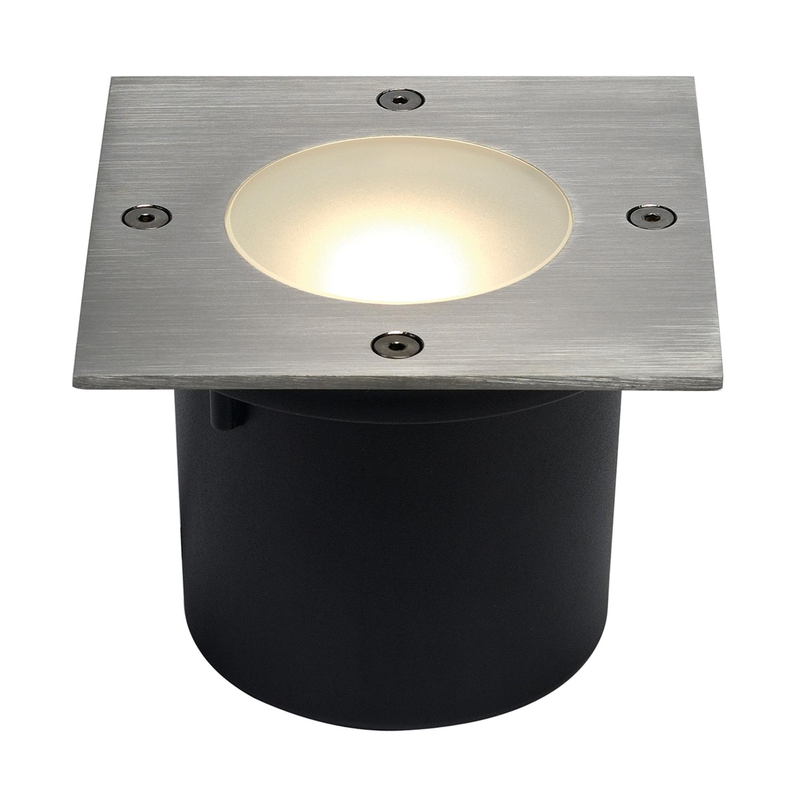 SLV Wetsy Disk reflektor wpuszczany LED, kątowy