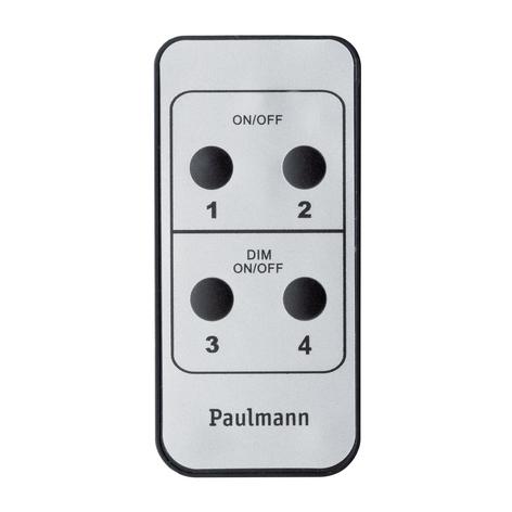 Paulmann URail IR-lähetin Dimm/Switch-kytkimelle