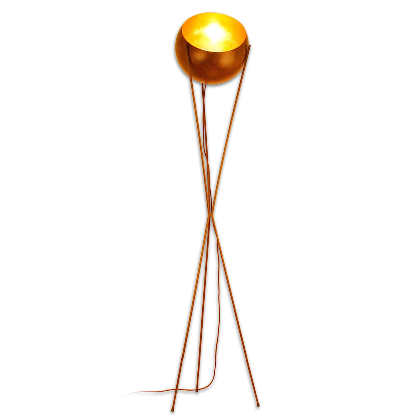 Lampa stojąca Solo o niezwykłym designie
