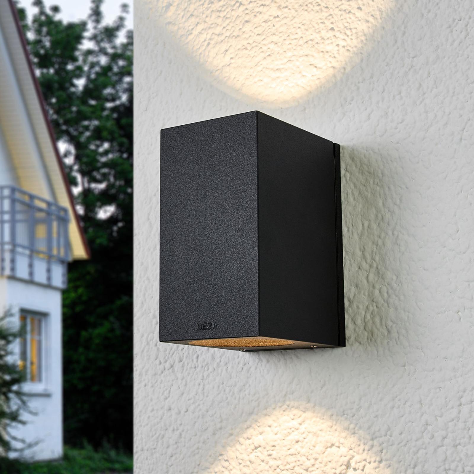 BEGA 33590K3 wall lamp graphite 3,000 K up/down_1566023_1