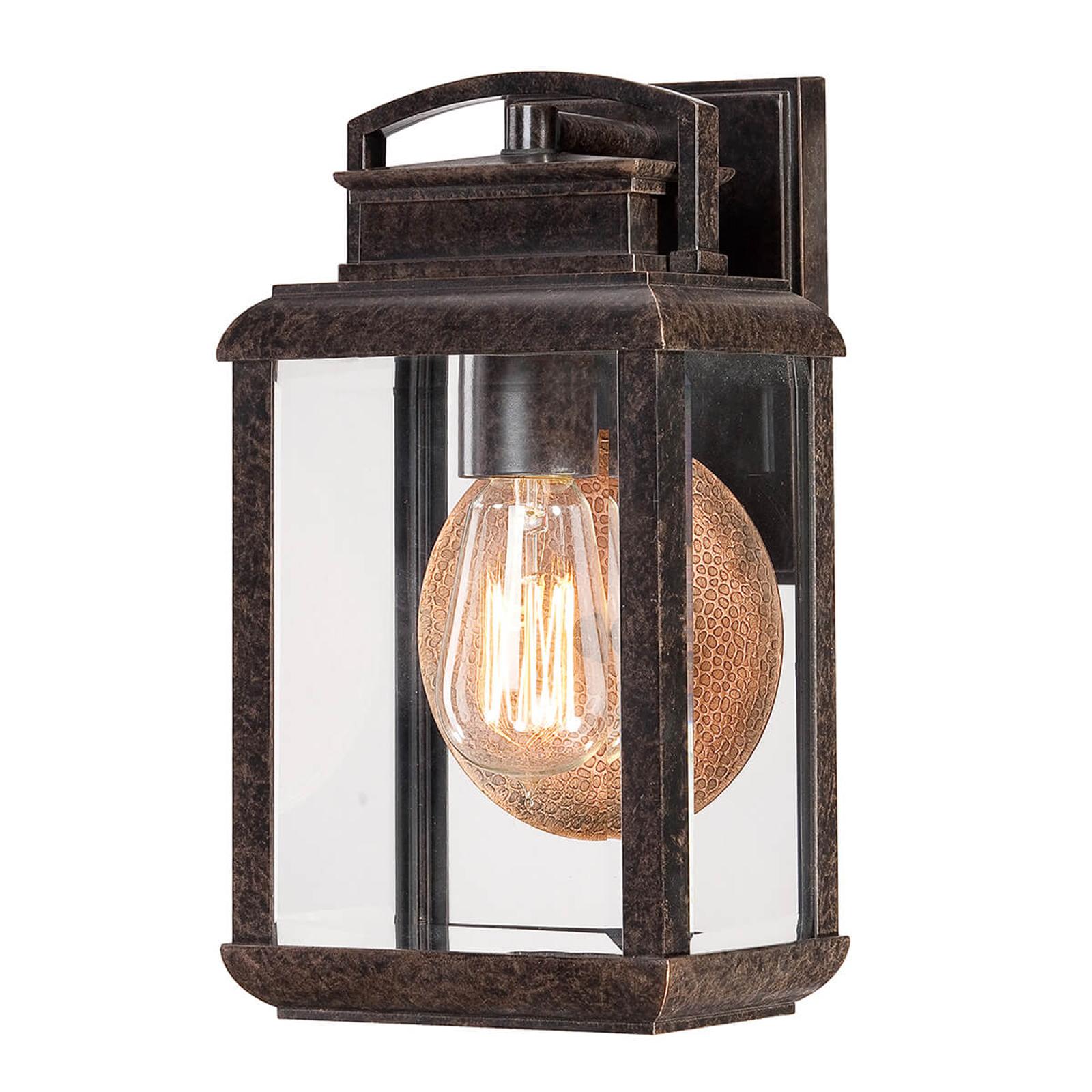 In Vintage-uitstraling - buitenwandlamp Byron