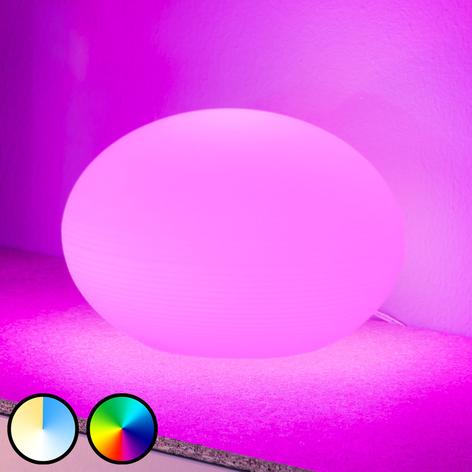 Philips Hue Flourish LED-Tischleuchte, RGBW