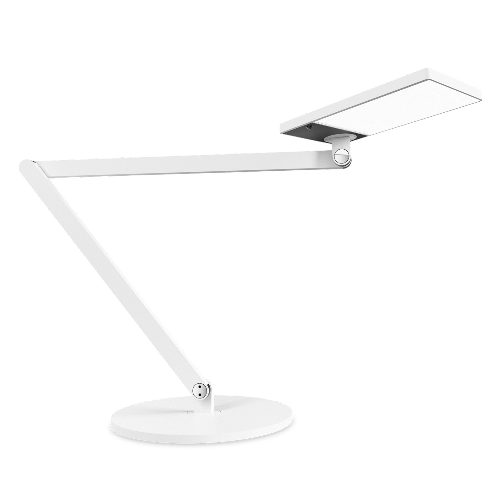 XAL Task LED-Tischlampe mit Fuß, Sensorsteuerung