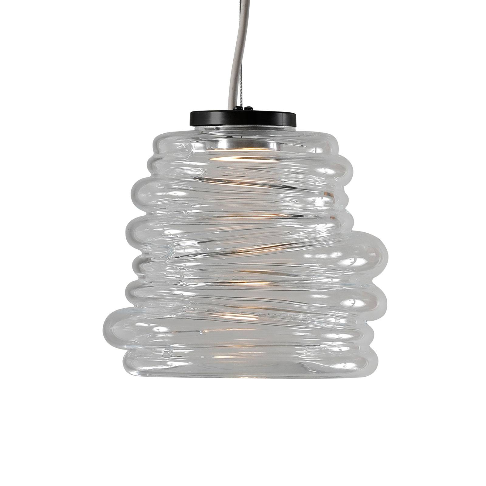 Karman Bibendum lampa wisząca LED, Ø 15 cm