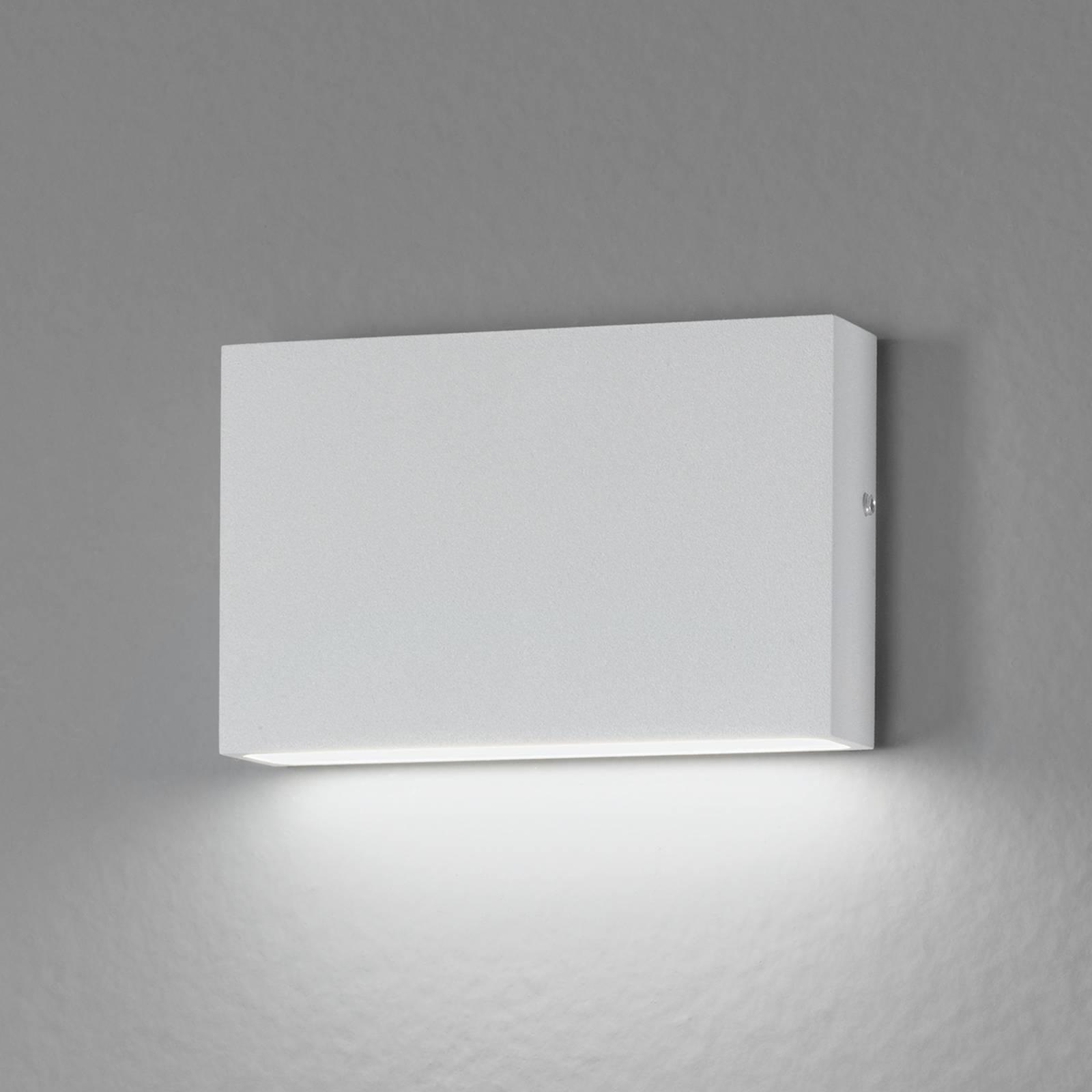 Pour intérieur et extérieur - applique LED Flatbox