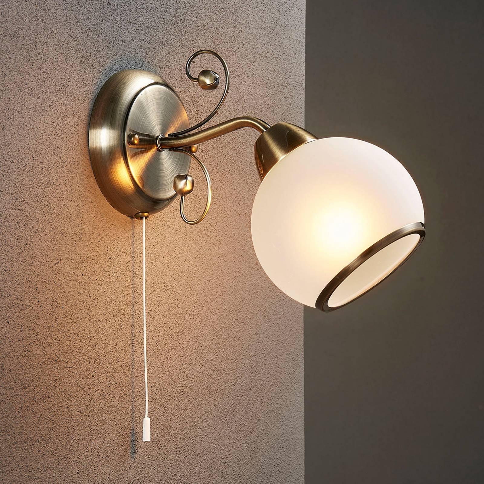 Betoverende wandlamp Corentin