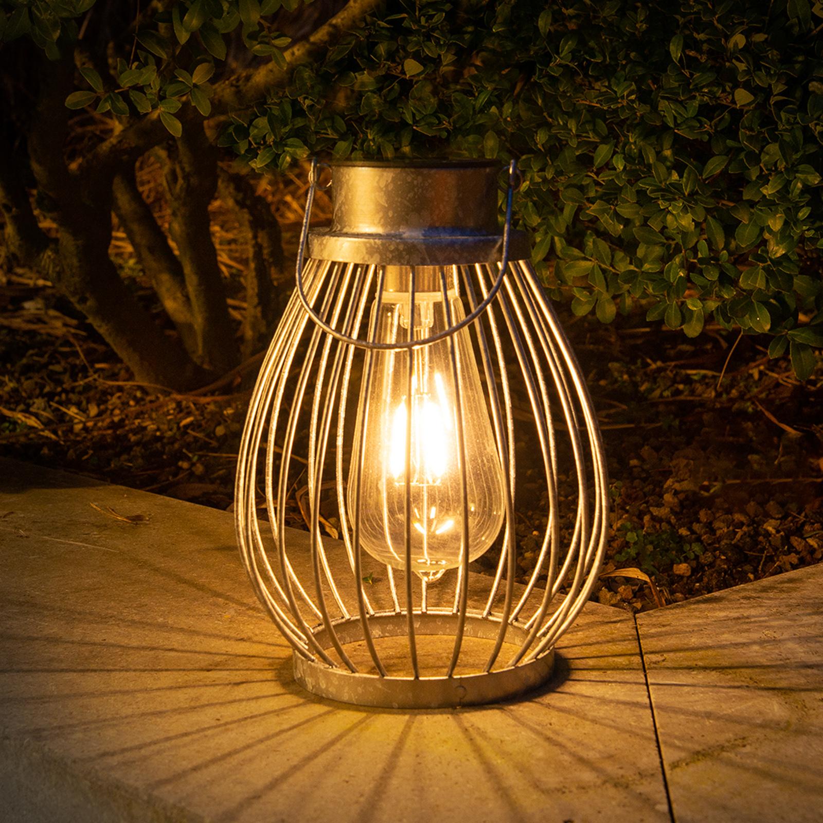 Soldriven dekorativ LED-lykta 5249859