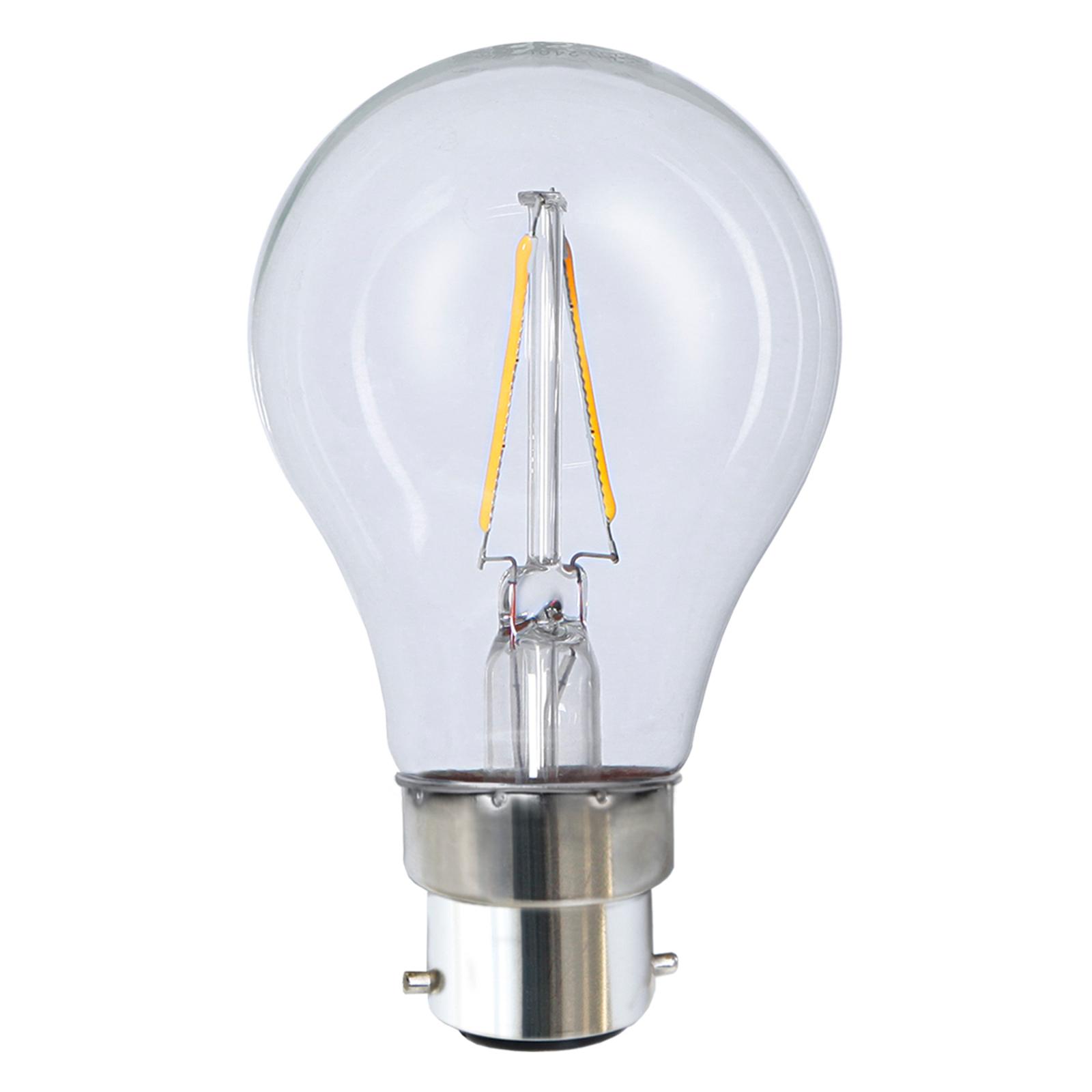 B22 2W 827 LED-Lampe