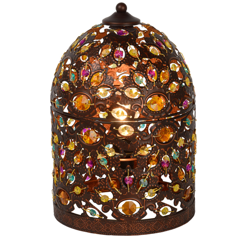 Decoratieve tafellamp Byrsa