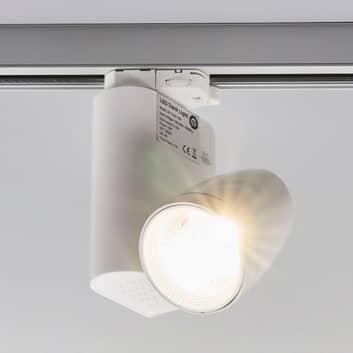 Tre-fase-strømskinne spot Colin med LED