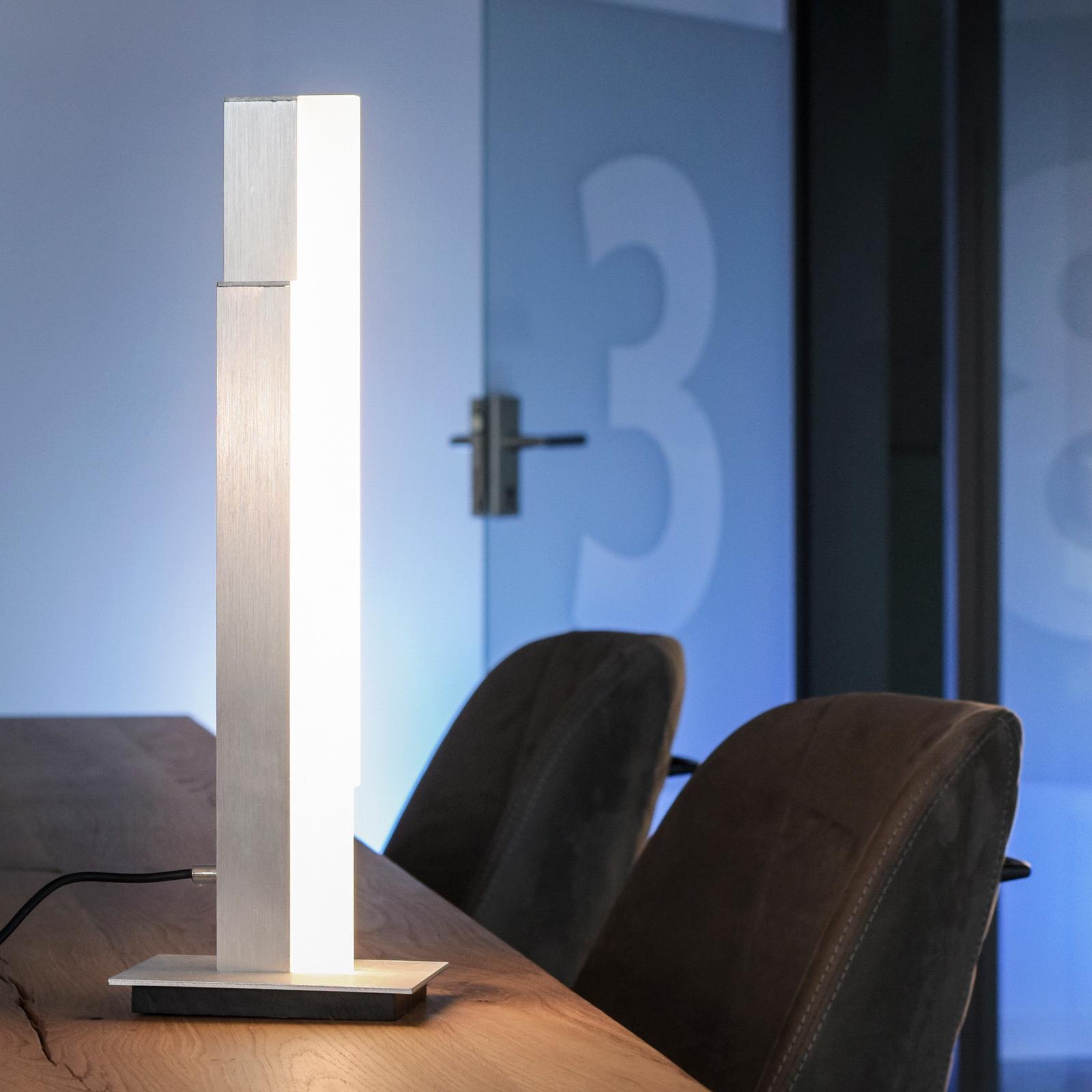 Paul Neuhaus Q-TOWER lampe à poser LED