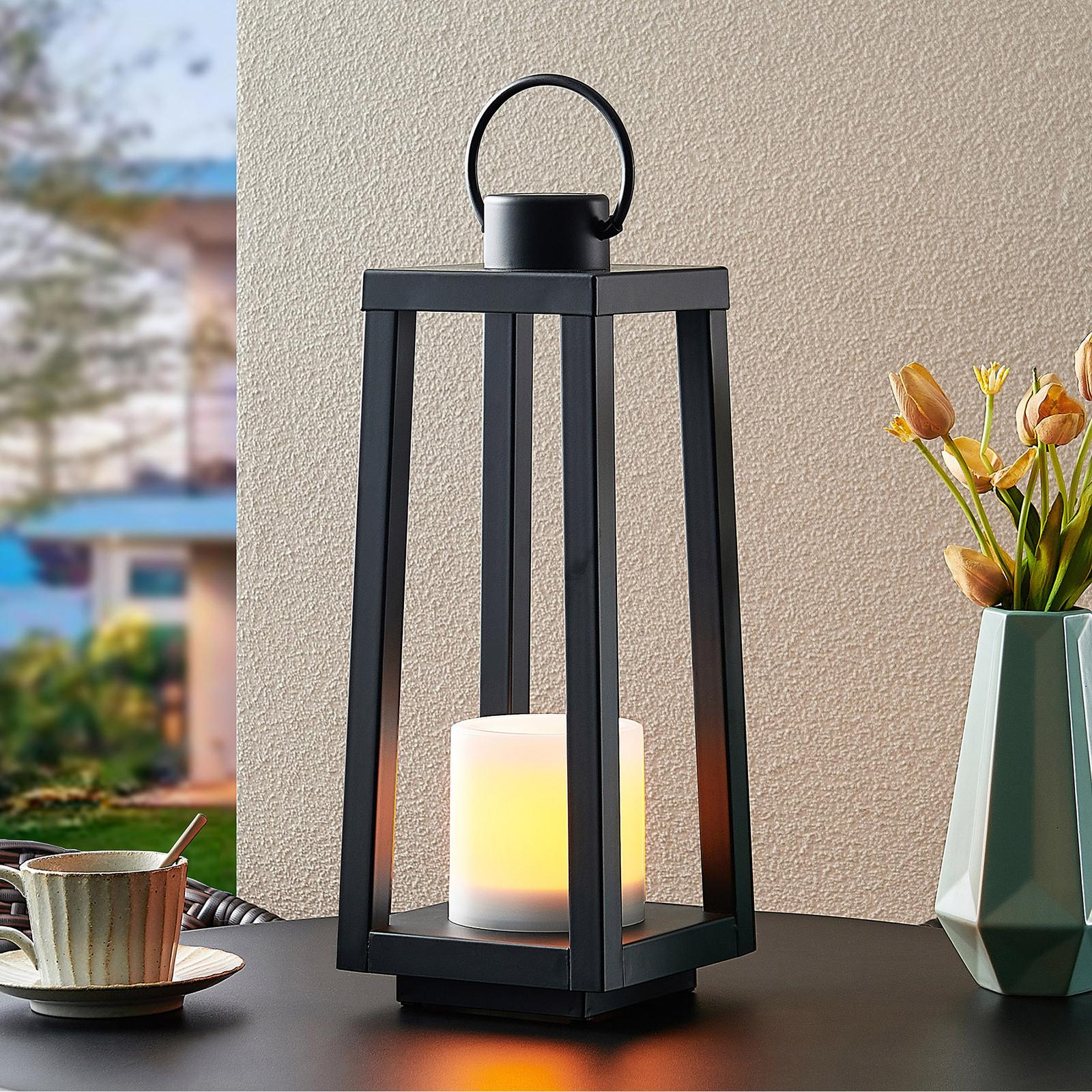 Lindby Oletta solární dekorační lucerna