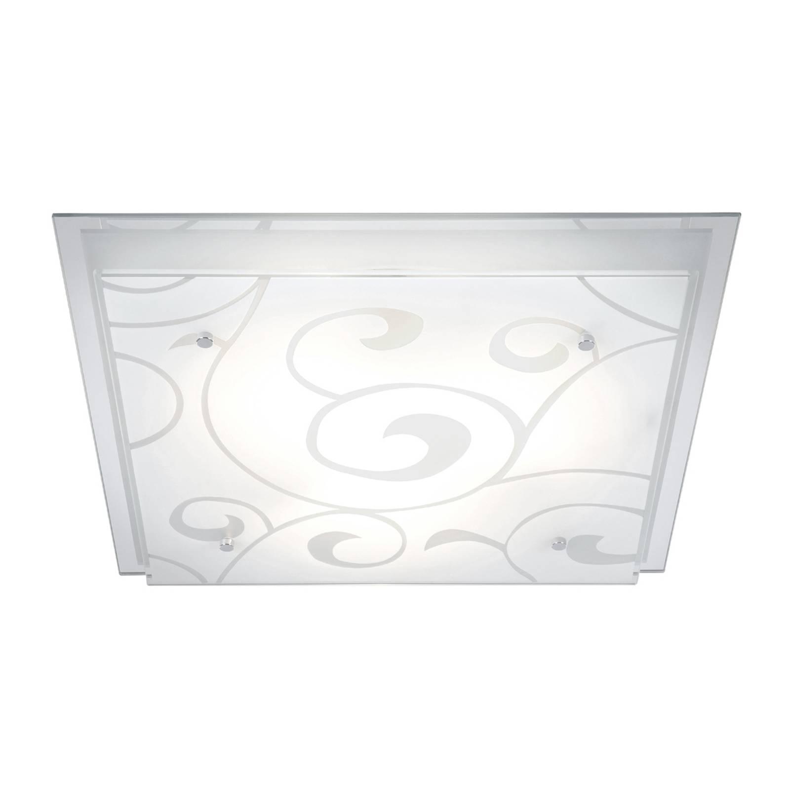 DIA - elegancka lampa sufitowa 42 cm