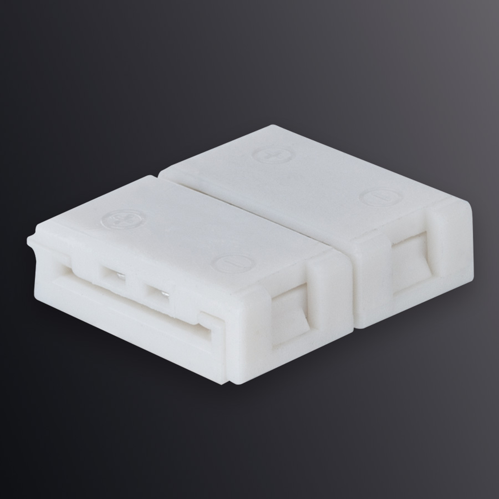 Paulmann YourLED Eco Clip-to-Clip Connector, 2er