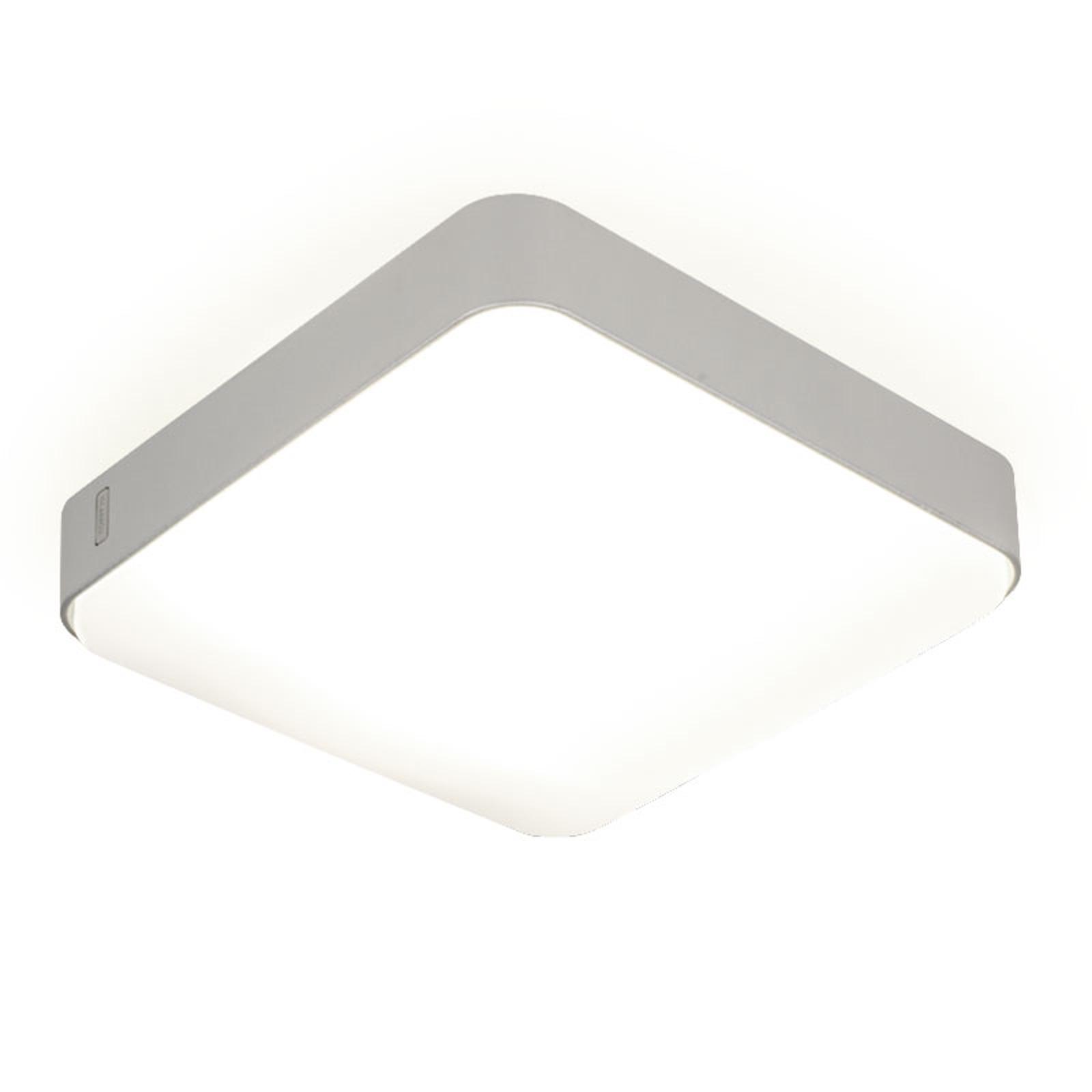 Lampa sufitowa LED A20-SQ, 40x40 cm, 4000K