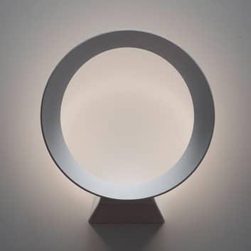 Martinelli Luce LED+O vägglampa, vita, dimbar