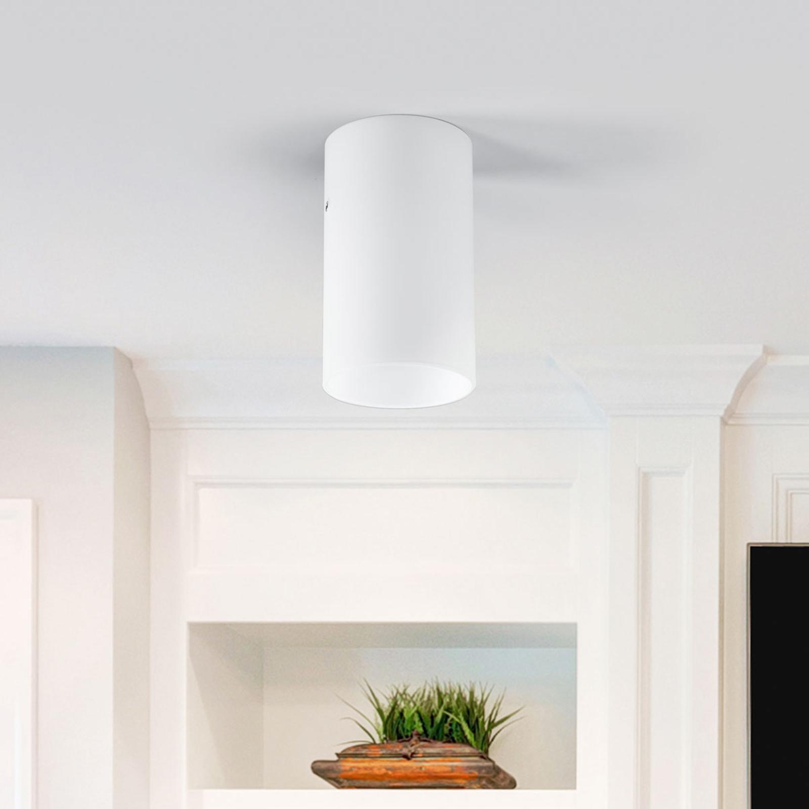 Ronde plafondlamp Tube