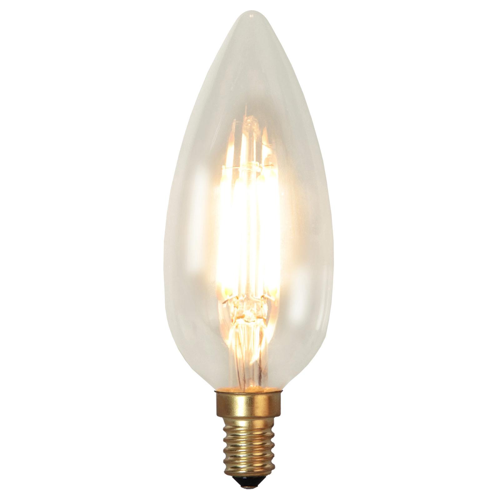 LED-Kerze E14 3,5W Soft Glow 2.200K, dimmbar