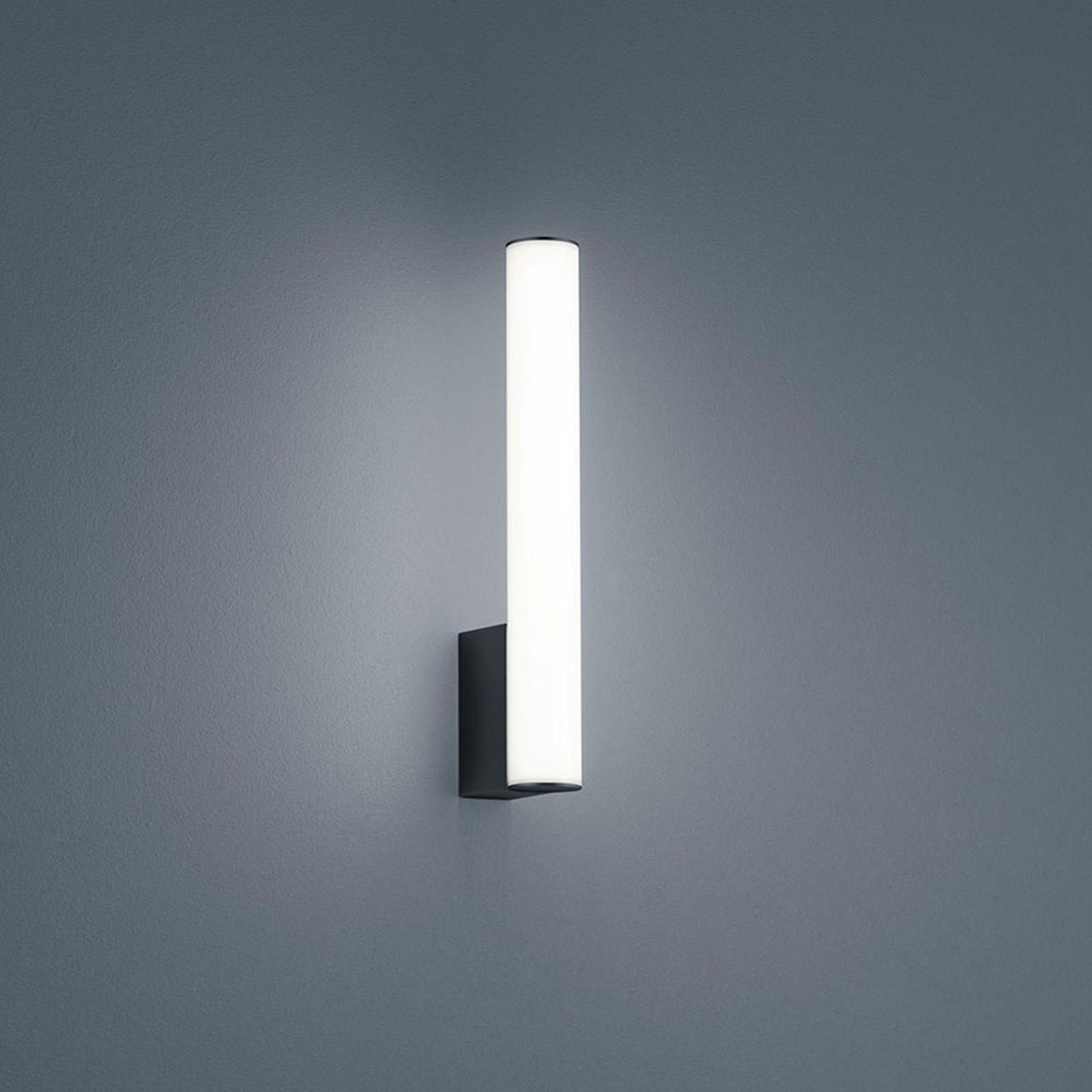 Helestra Loom LED-spegellampa svart 30 cm