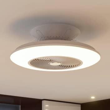 Lindby Espara ventilador de techo LED, iluminación