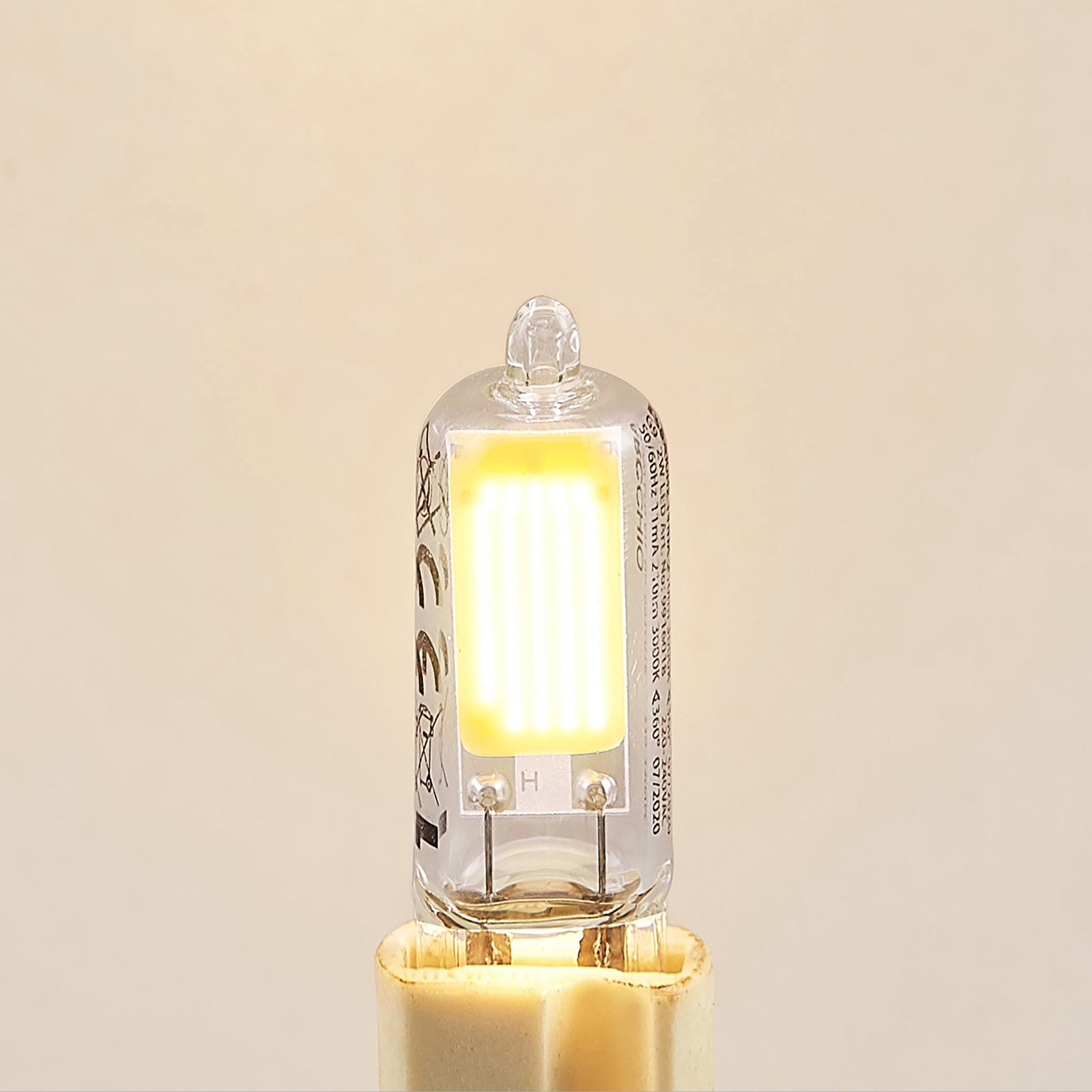 Arcchio żarówka sztyft LED G9 2W 3000K