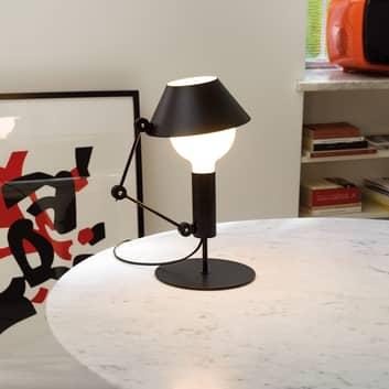Nemo Mr. Light tafellamp, kap bewegelijk