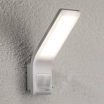STEINEL XLED slim sensor utendørs vegglampe hvit