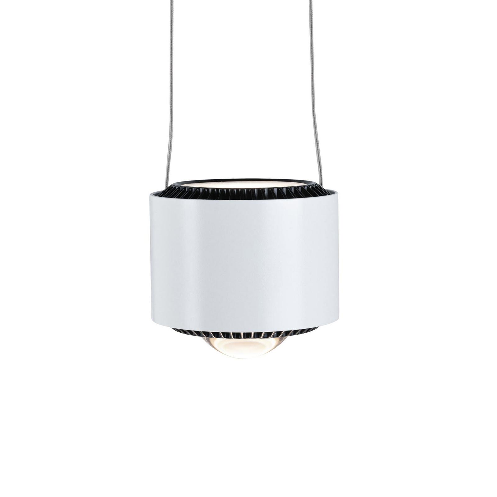 Paulmann URail Aldan LED-Pendel, weiß