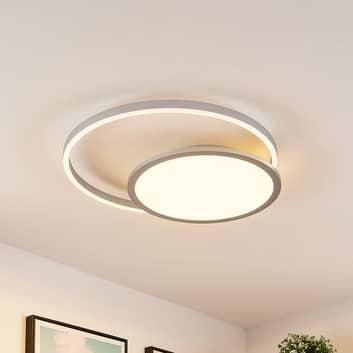Lucande Irmi LED-Deckenlampe, CCT-Farbwechsel