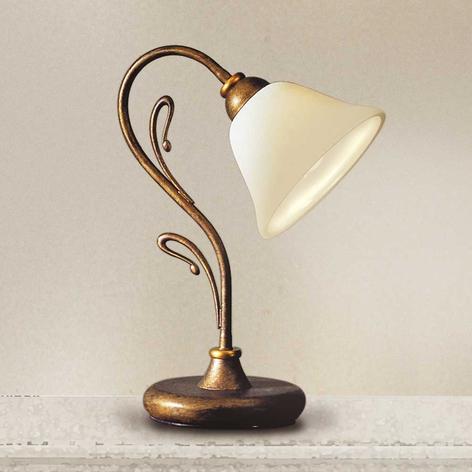 Lámpara de sobremesa elegante Antonio