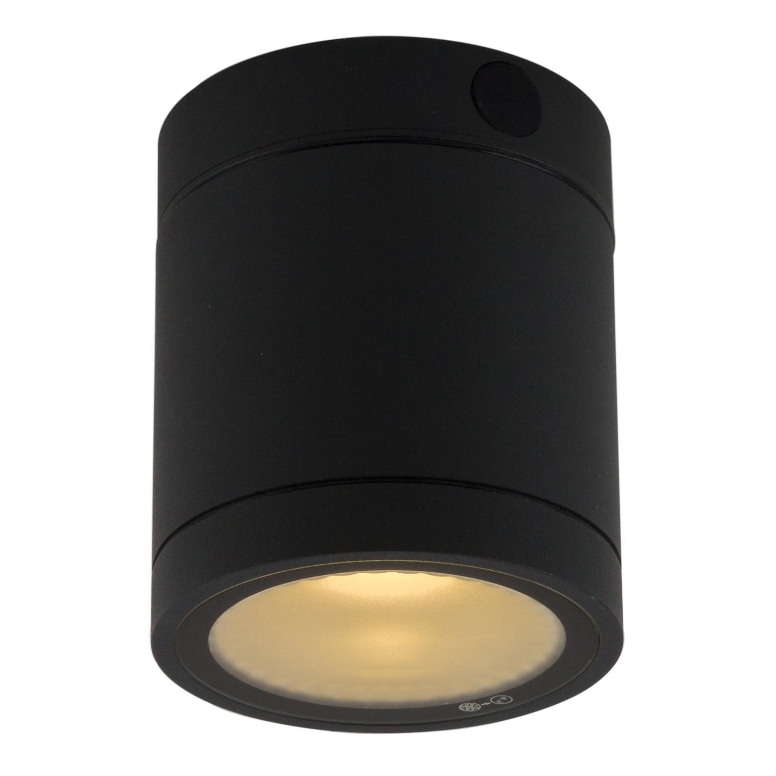 Lampa sufitowa LED Negro na zewnątrz