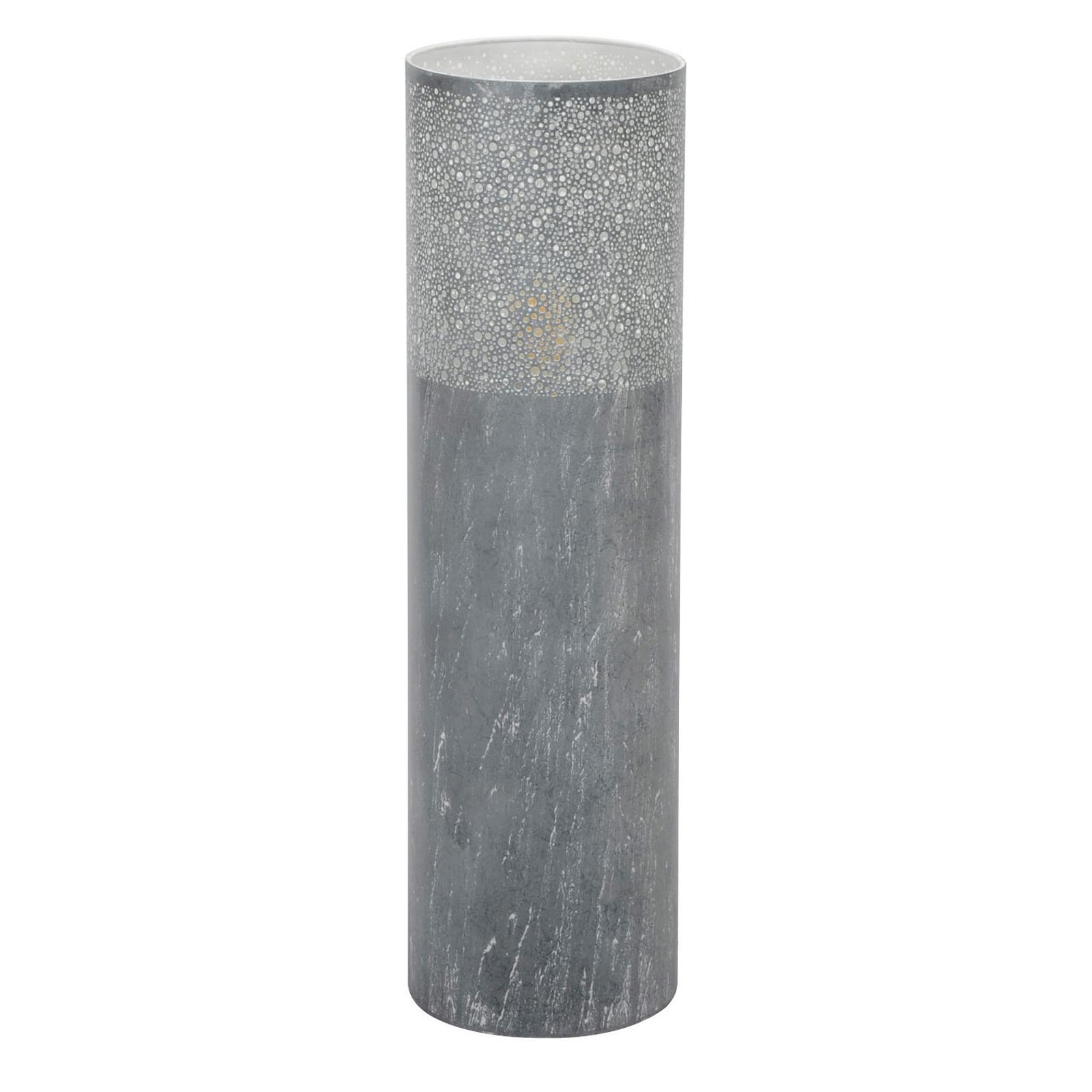 Lampadaire Holinder, hauteur 90cm