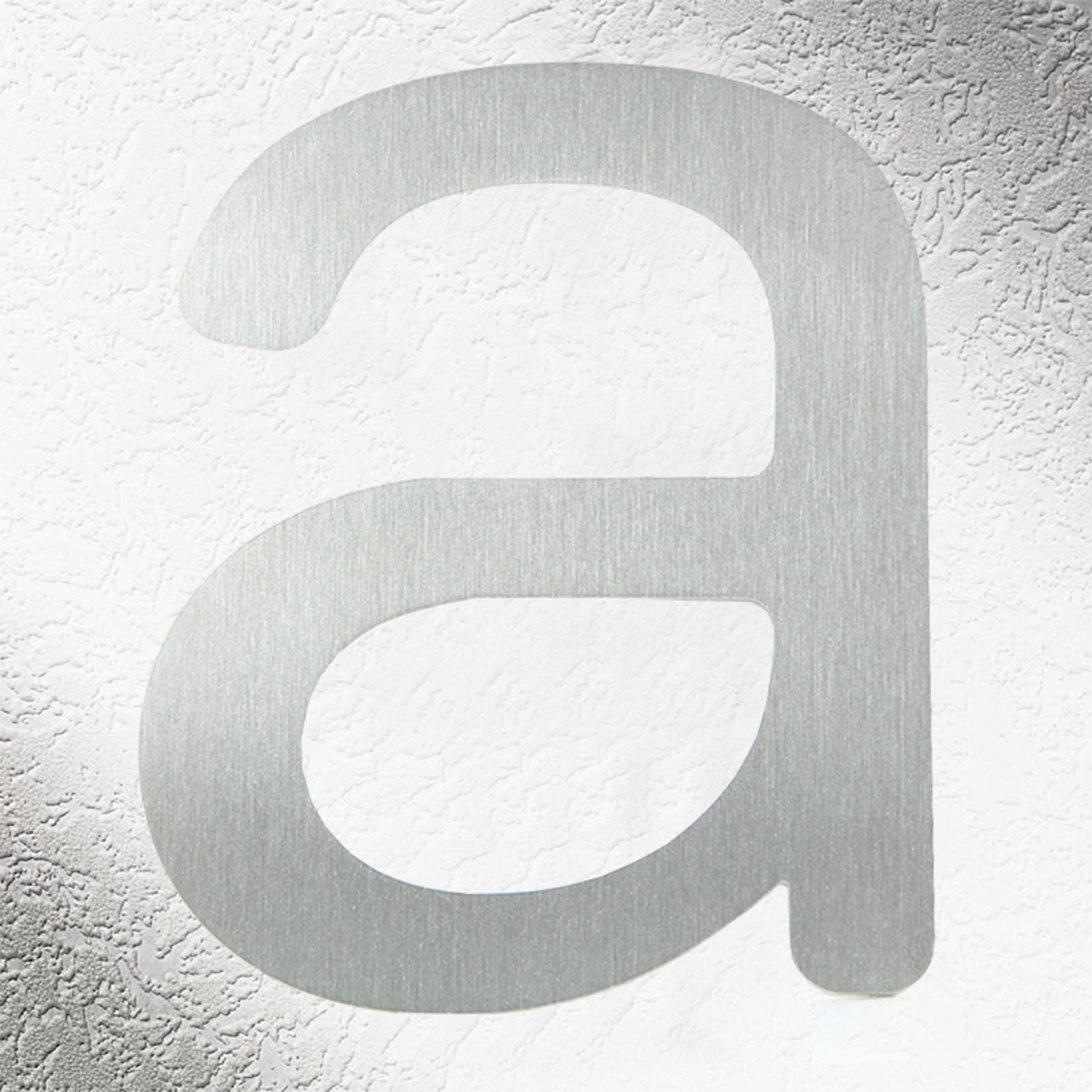 Wartościowe numery domu litery a