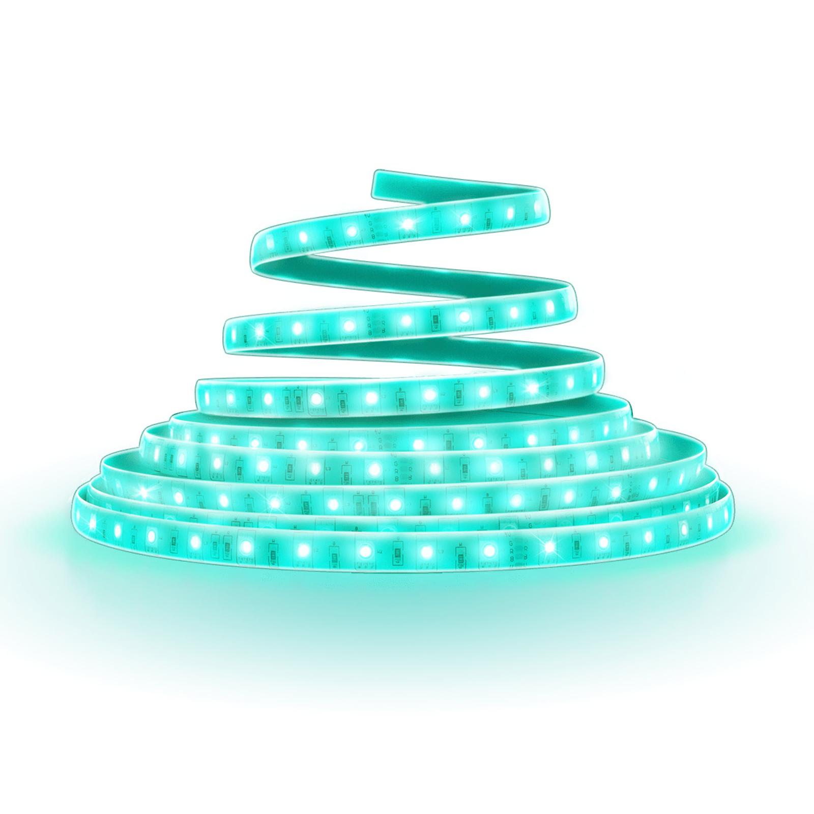 Innr LED-list Flex Light RGBW, med kontakt, 2 m