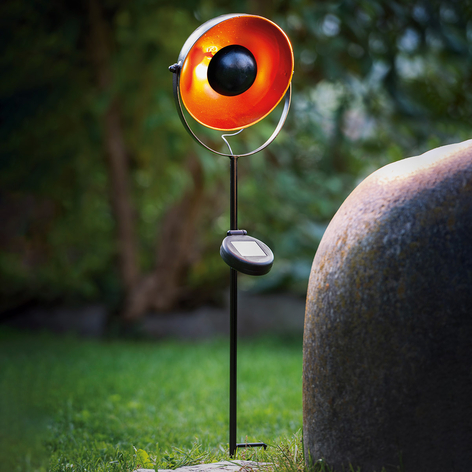 LED grondspies lamp zonne-energie 48705 ind. licht