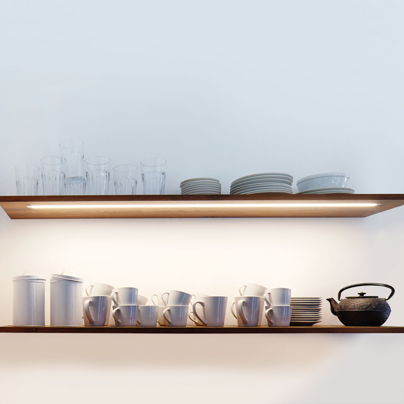 Sottile lampada LED incasso IN-Stick SF - 33 cm