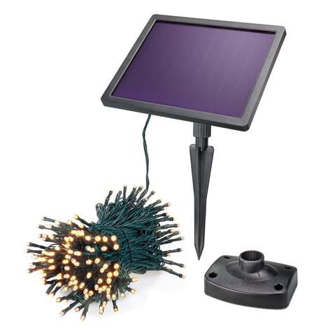 Solarny łańcuch świetlny LED 200 Pro