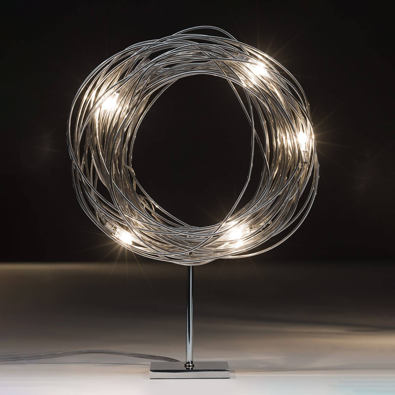 Knikerboker Confusione - moderne LED tafellamp