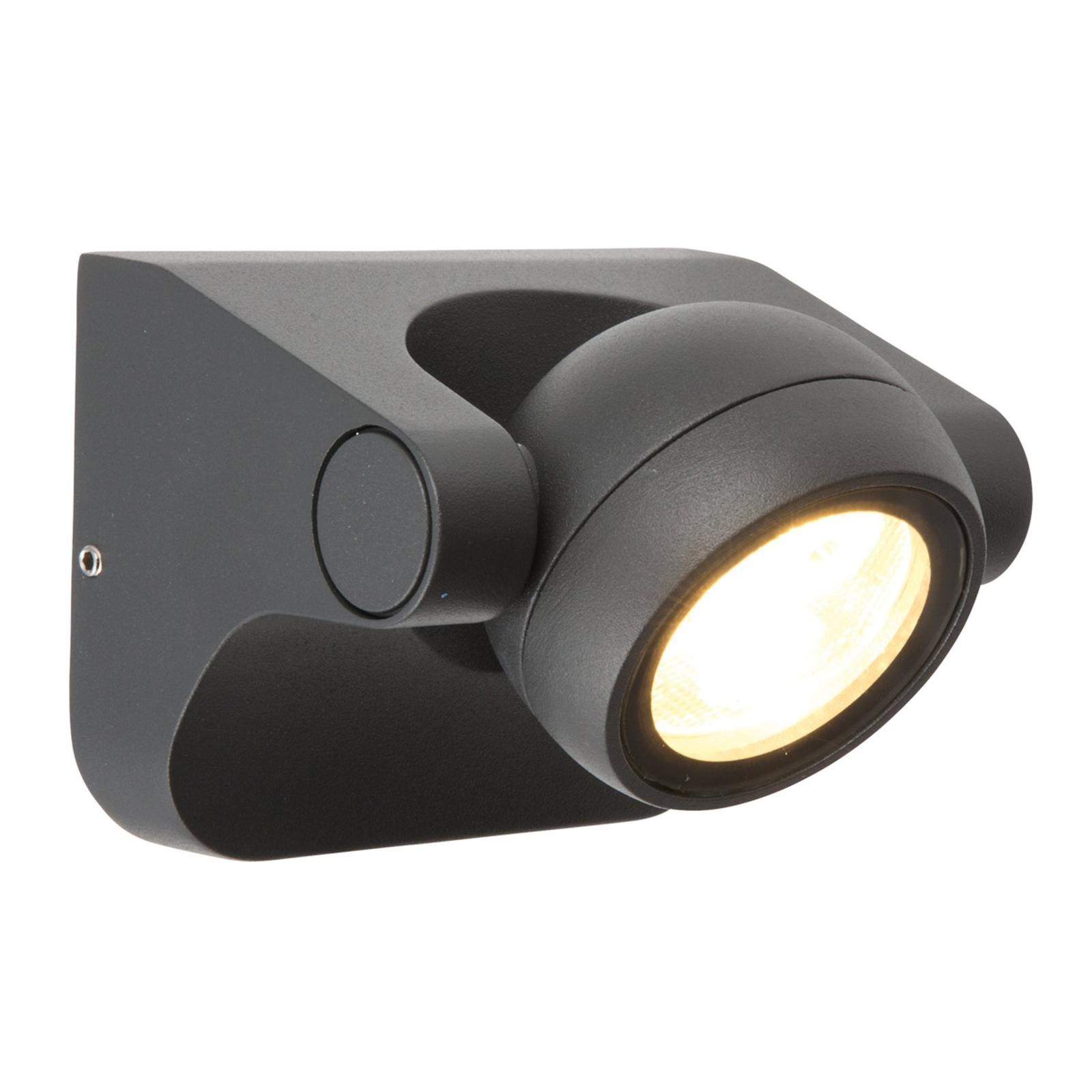 Richtbare Led-buitenwandlamp Larry