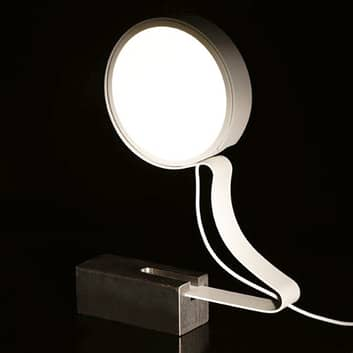 Knikerboker DND Profile stolní lampa LED bílá