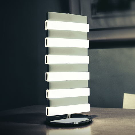 LED-Tischleuchte Piano